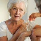 L'età avanza, ma la pelle e le ossa sono al sicuro con il Cordyceps, prova