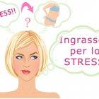 Lo stress cronico fa ingrassare, ma il Maitake ferma l'aumento di peso